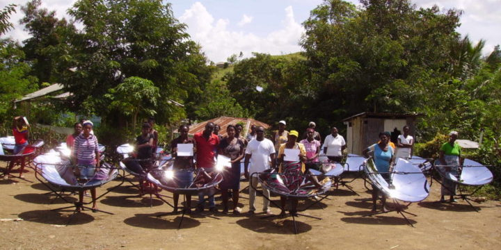 Solar Cooking Pilot Project in Haiti