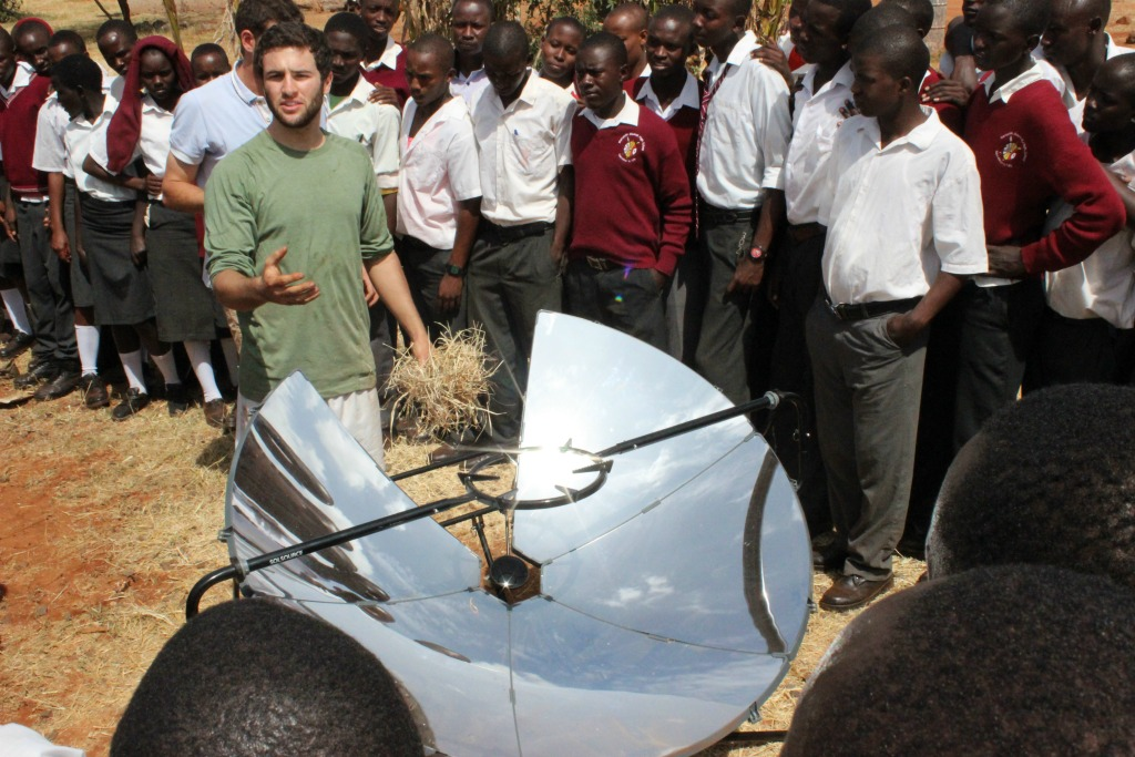 Kenya-High-school-SolSource-Demo