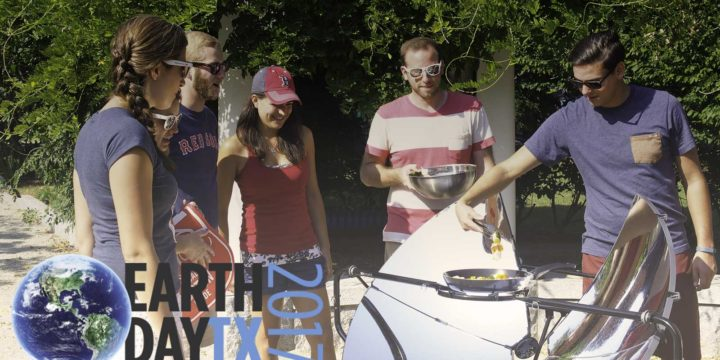 Zero-Emission Cooking This Earth Day