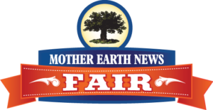 Mother Earth News Fair logo
