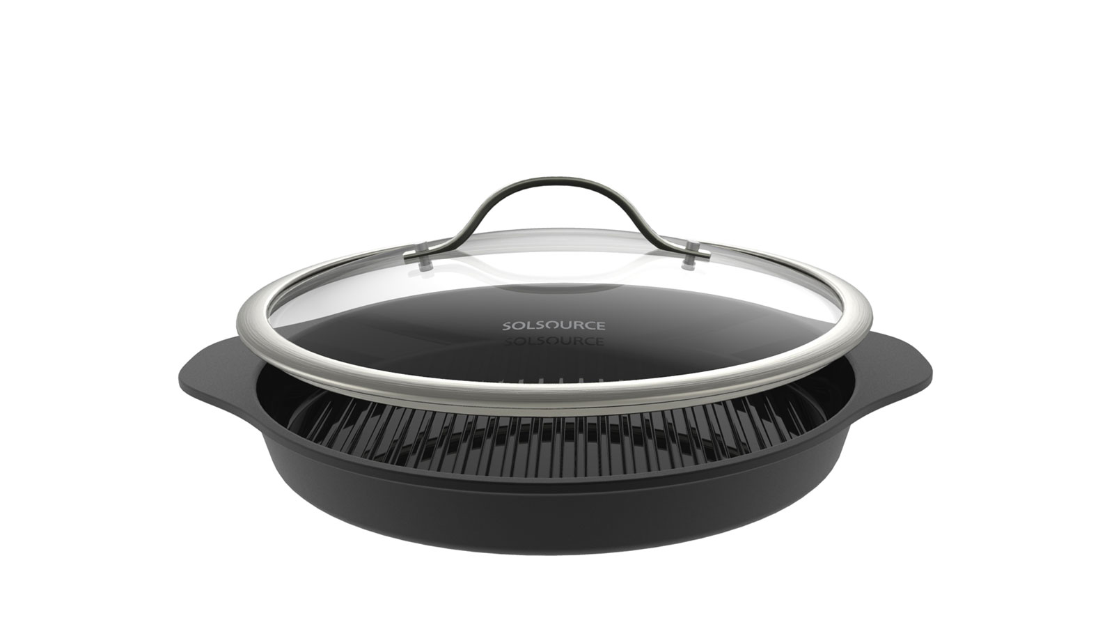 SolSource Grill Pan