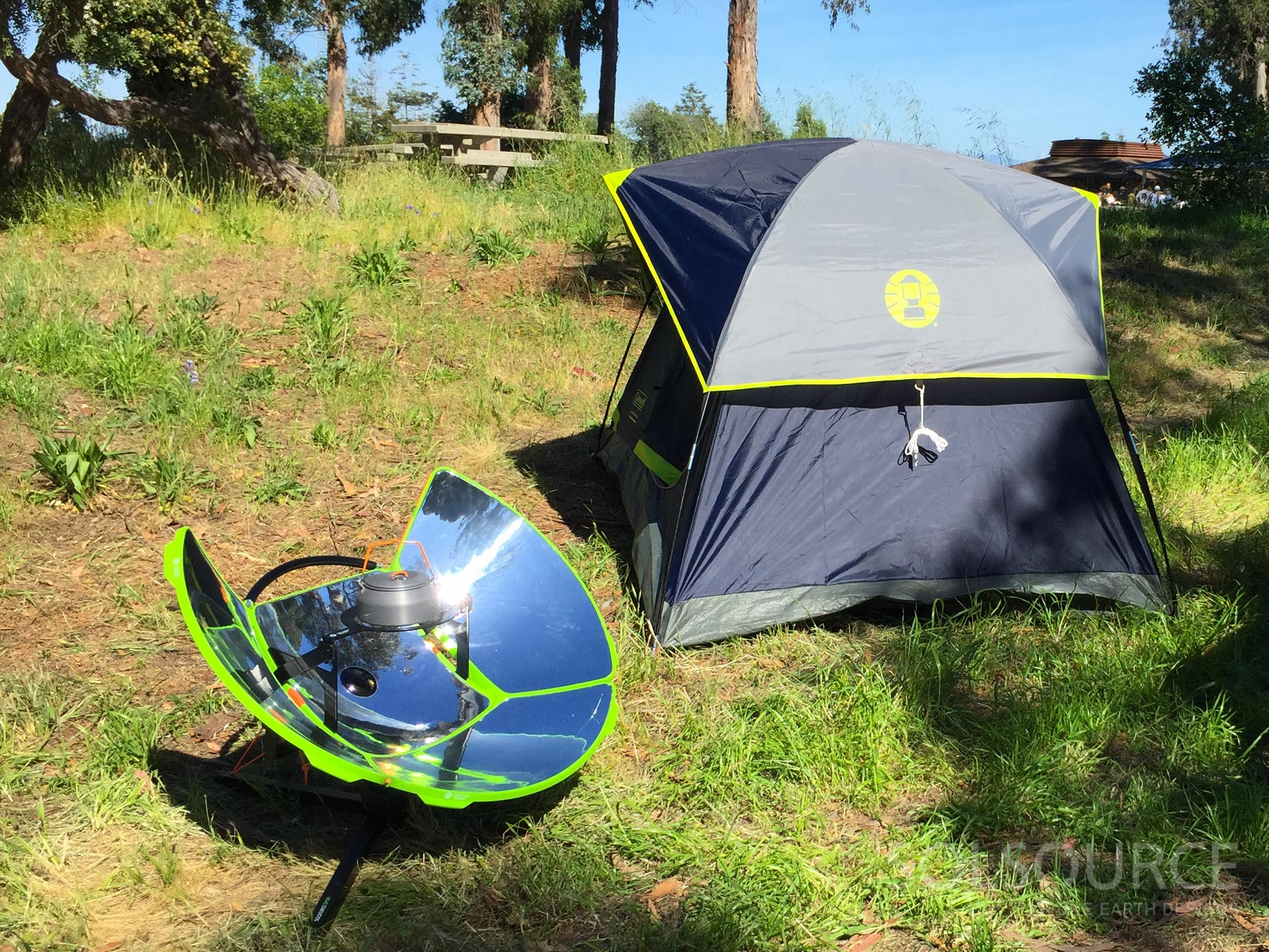 SolSource Sport Camping Image