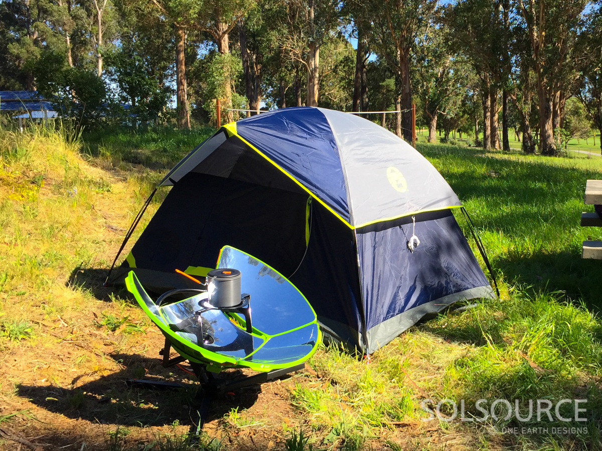 SolSource Sport Camping Still Image