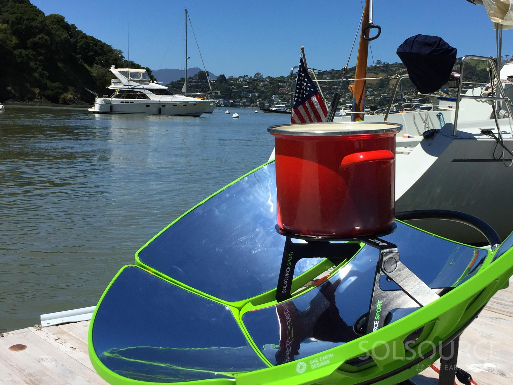 SolSource Sport Yachting
